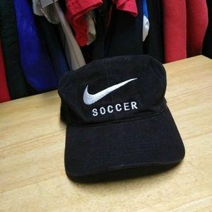 Vintage Nike Soccer Hat